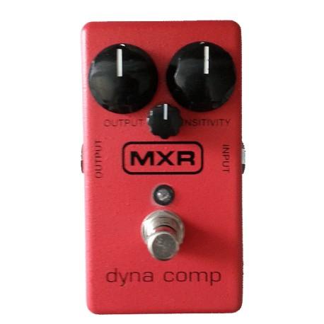 Dyna Comp Tone Control Mod Service