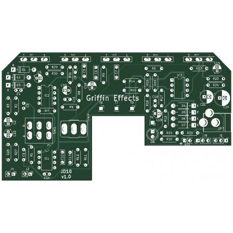 JD10 Emulator PCB