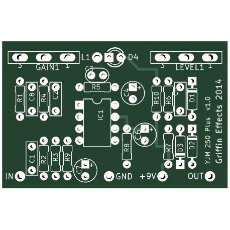YJM250 Plus PCB