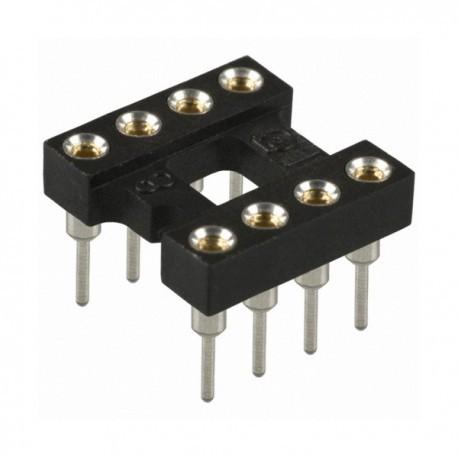 DIP8 Socket - Machine Pin