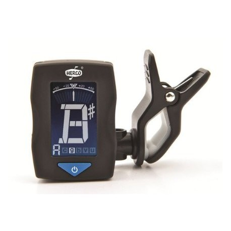 Dunlop Herco Clip-On Chromatic Tuner