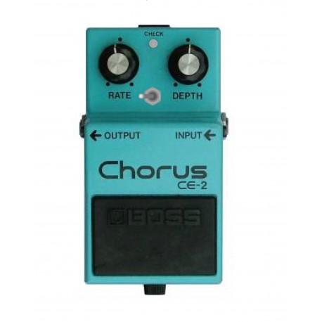 Boss CE-2 Chorus Vibrato