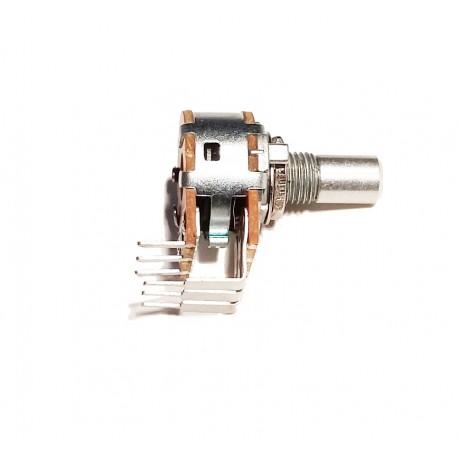 Potentiometer - 16mm Dual Gang PCB