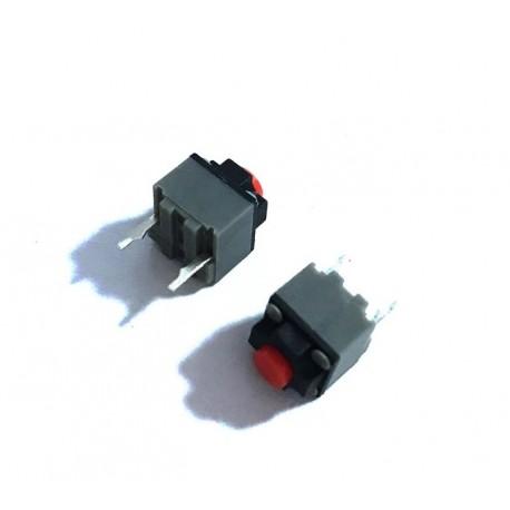 Quiet Tactile Switch - 6x6x7.3mm