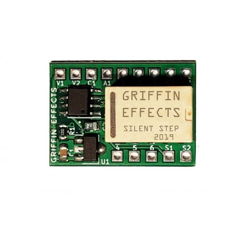 Silent Step Switching Module