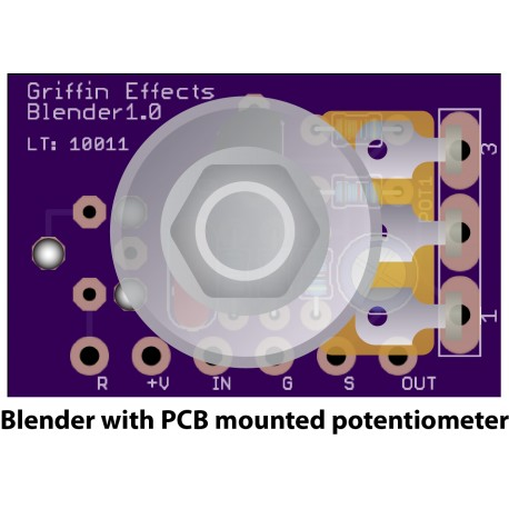 PCB Mounted Potentiometer